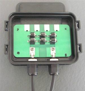 太阳能接线盒与连接器
