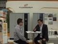 SNEC2012solarbe专访清源--官洪伟--清源科技——始终重视技术研发,质量管控赢得客户信赖