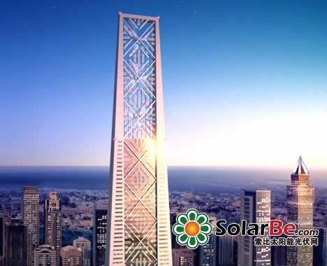 盘点全球太阳能建筑:14座摩天大楼