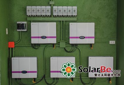追日电气光伏产品应用于菲律宾长滩摩纳哥酒店图片