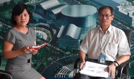 solarbe索比光伏网记者采访力诺光伏集团副总经理刘兴村