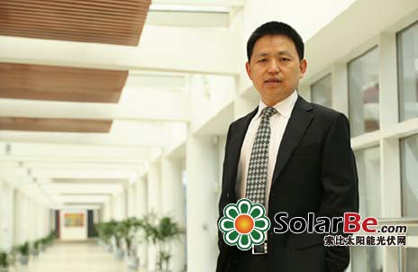 苏美达蔡济波:光伏电站质量是保证各方收益的基础