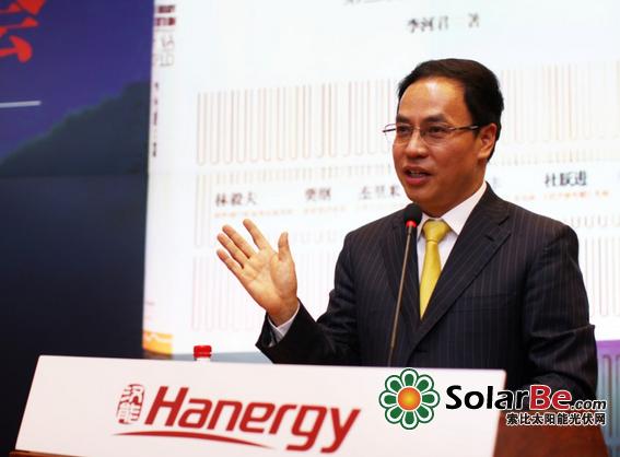 专访李河君:太阳能薄膜打造未来光伏生活