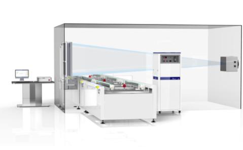 测试功能,能够同时满足测量太阳电池组件的电性能与el缺陷检测的要求.