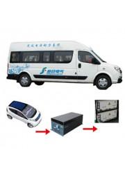 电动汽车光伏动力系统