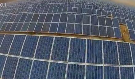 山西灵丘60MW光伏发电项目