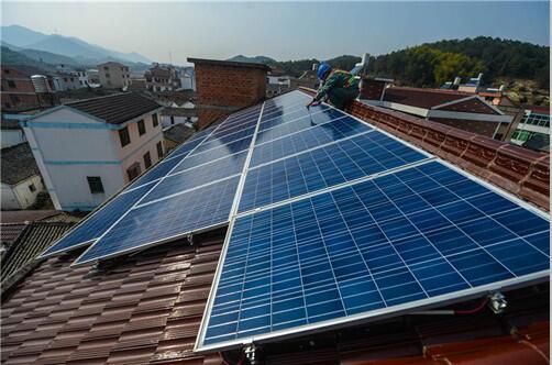 浙江义乌分布式家庭屋顶光伏电站迅速增长(附图)