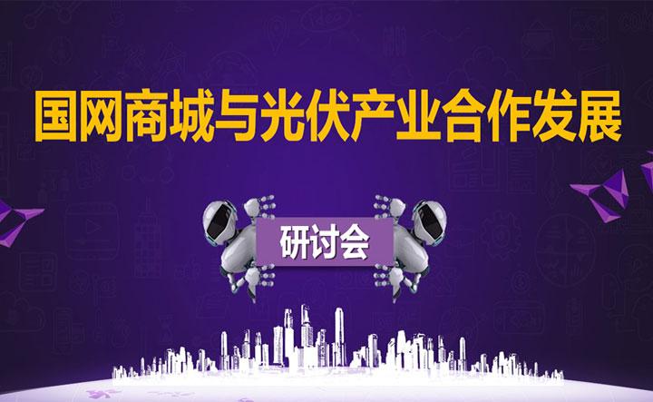 国网商城与光伏产业合作发展研讨会