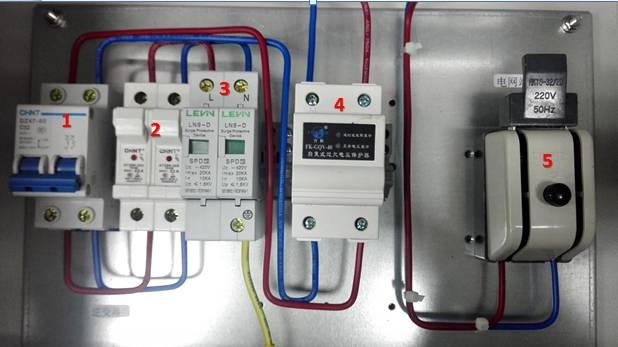 熔断器(保险)是一种过电流保护器