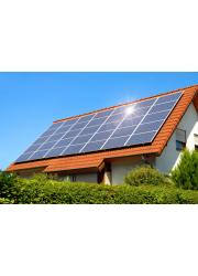 泰联家用10KW分布式并网太阳能光伏发电系统