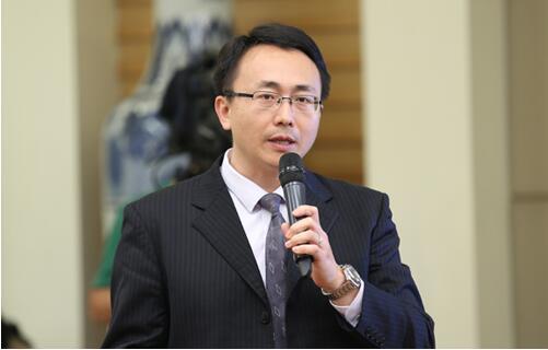 访清华大学能源互联网创新研究院常务副院长高峰