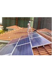 泰联民居屋顶3kw分布式光伏发电系统