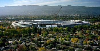 苹果总部将建全球最大级屋顶光伏能源