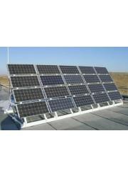 中国英利太阳能电池板家用太阳能发电系统