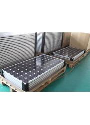 英利太阳能板265w多晶光伏电站电池板组件