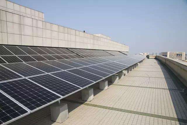 分布式光伏�y�-y�$9�+_九朗新能源北大国际医院分布式光伏项目并网发电