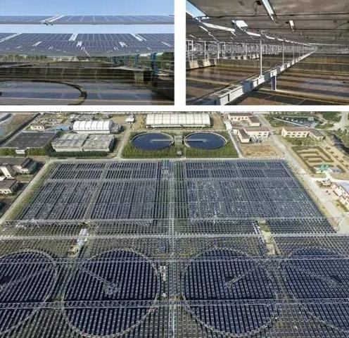 下有一个金屋顶:全国污水处理厂!光伏电站建设有望超过20GW!
