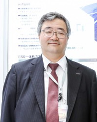 TMEIC(中国)总裁日野隆志