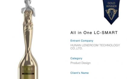 强者如云,能创科技Lenercom ESS斩获美国MUSE Design Awards产品设计类金奖!