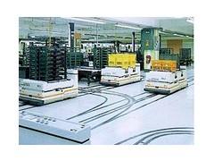 无人搬运车系统-- 广运机电(苏州)有限公司