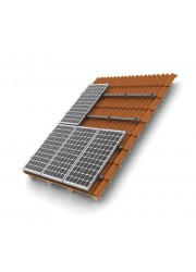 斜面屋顶安装系统