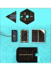 滴胶太阳能板