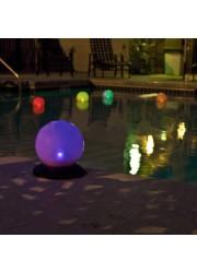 太阳能浮水球灯
