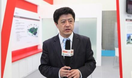 SNEC2014Solarbe东芝三菱TEMIC 韩甲治
