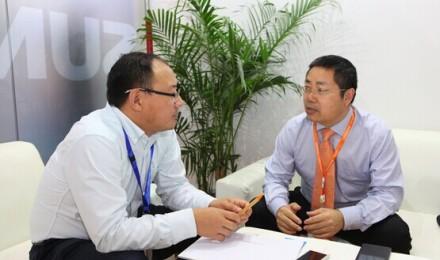 SNEC2014Solarbe专访阳光电源郑桂标