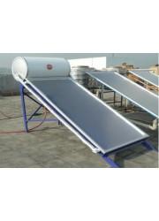 新型平板一体式太阳能热水器