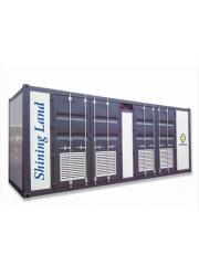 功率150kW-1260kW集装箱型