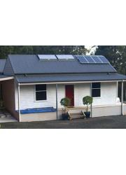 500W屋顶光伏发电系统