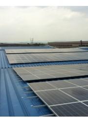 彩钢瓦屋顶安装系统
