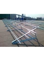 屋顶压载式光伏支架