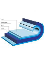高系统电压太阳电池背膜
