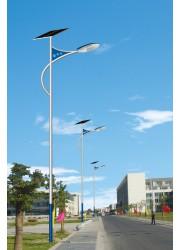 新农村建设专用LED太阳能路灯 节能户外LED太阳能路灯