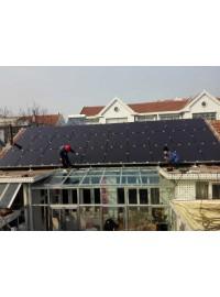 聊城汉能薄膜光伏发电-让屋顶能发电会赚钱-- 山东沃能新能源科技有限公司