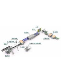 太阳能组件生产线设备-- 武汉三工光电设备制造有限公司网络部