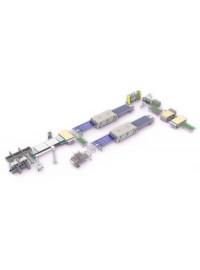 太阳能组件生产线设备及方案年产300MW-- 武汉三工光电设备制造有限公司营销3部