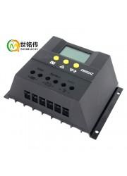 太阳能控制器LCD显示CM6024-60A太阳能充电控制器