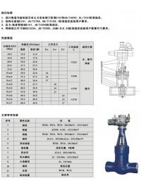 Z962Y高压电站阀、汽机旁路电动阀门-- 自贡东能电站阀门有限公司