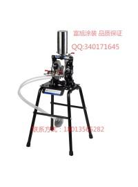 苏州气动双隔膜泵|A-15隔膜泵供应|铝合金隔膜泵浦-- 苏州威瓦流体设备有限公司