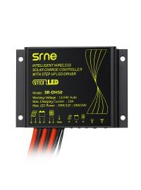 供应太阳能路灯控制器SR-DH50-- 深圳硕日新能源科技有限公司
