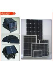 专业生产40w单晶硅太阳能板,太阳能组件