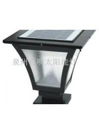 生产庭院灯:福建质量好的太阳能庭院灯-- 泉州百明太阳能灯有限公司