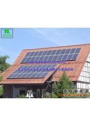 上海泰联分布式家庭屋顶12kw太阳能发电系统