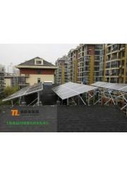 泰联居家8kw分布式并网光伏发电系统