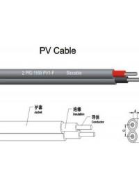 聊城报价合理的PV1-F光伏电缆【品牌推荐】 江苏PV1-F光伏电缆-- 山东阳谷昊辉电缆有限公司