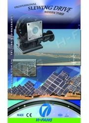 用于太阳能跟踪回转减速机