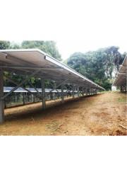 单立柱支架钢铝系统